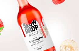 Packaging and Branding Inspiration - Slow drop by Stas Neretin