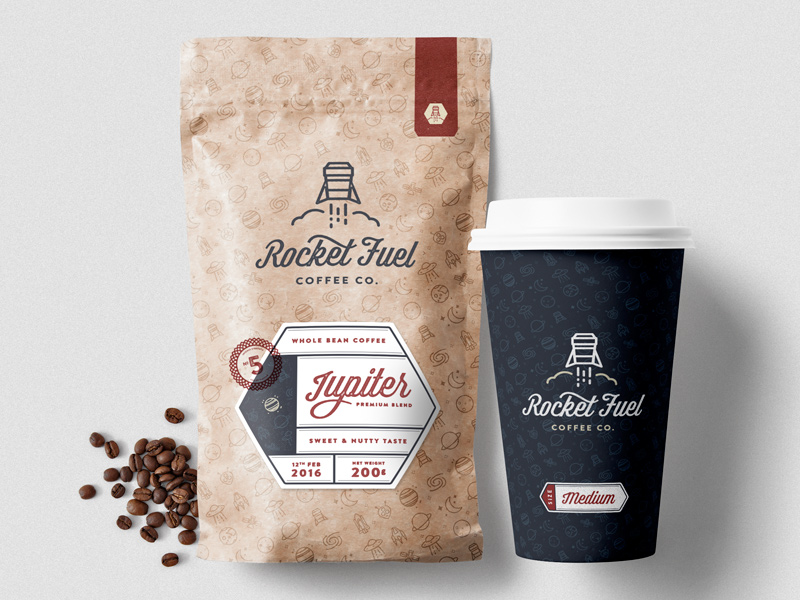 It's All About Coffee - Awesome Logos and Identity Design for your Inspiration