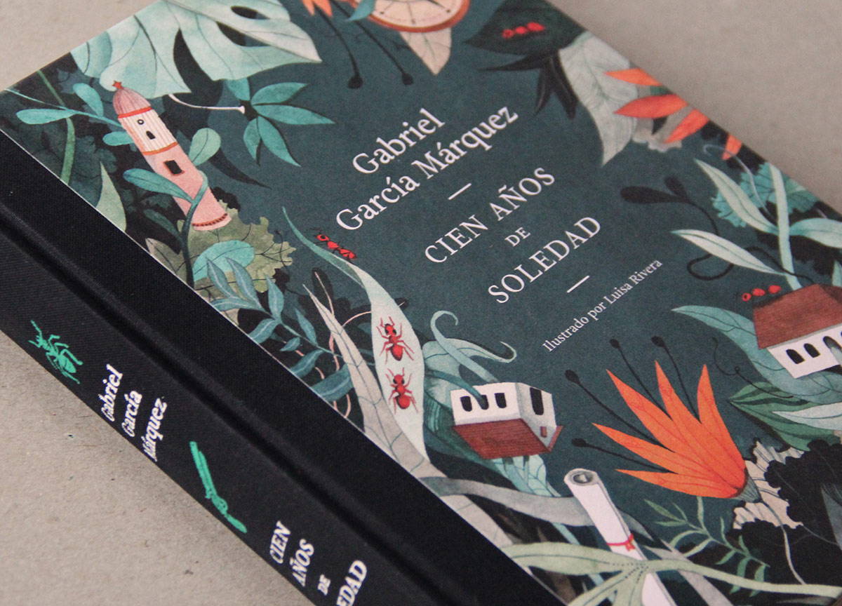 Celebrating the 50th Anniversary of One Hundred Years of Solitude by Gabriel García Márquez with a New Book with Special Illustrations