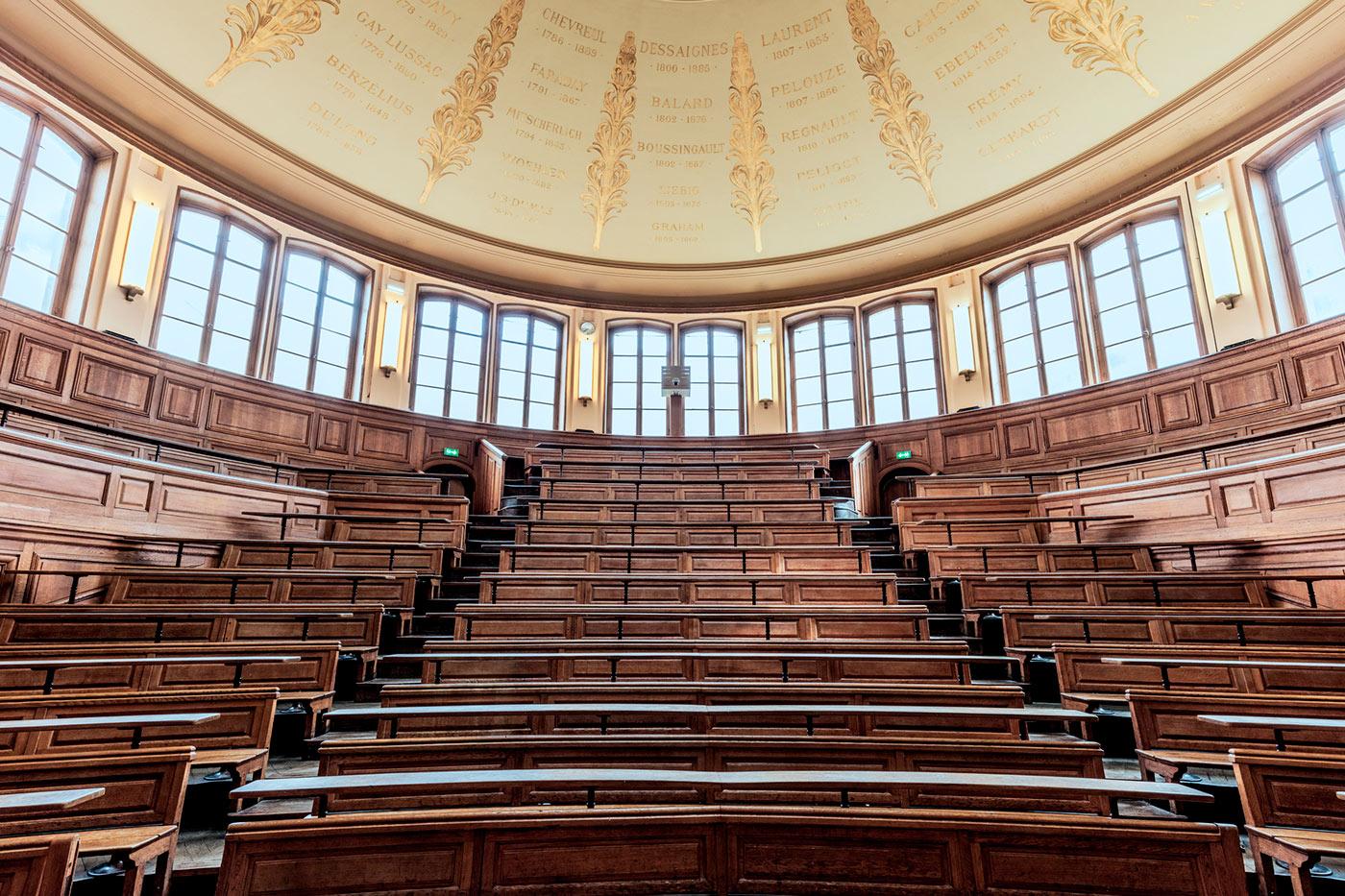 La Sorbonne, Paris - Photography Inspiration by Ludwig Favre