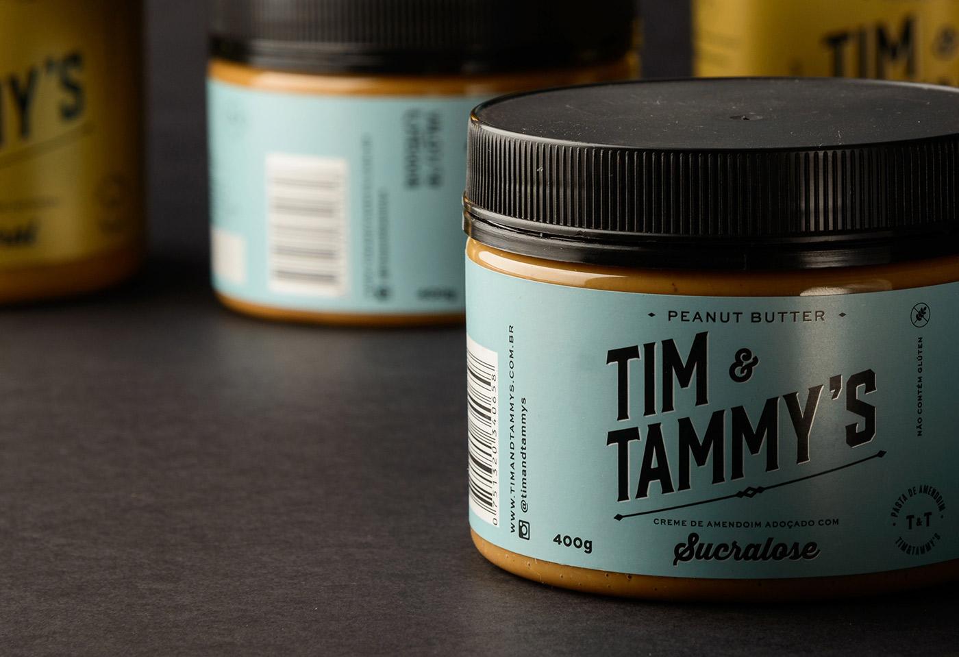 Tim & Tammy's - Brand Packaging by BR - BAUEN