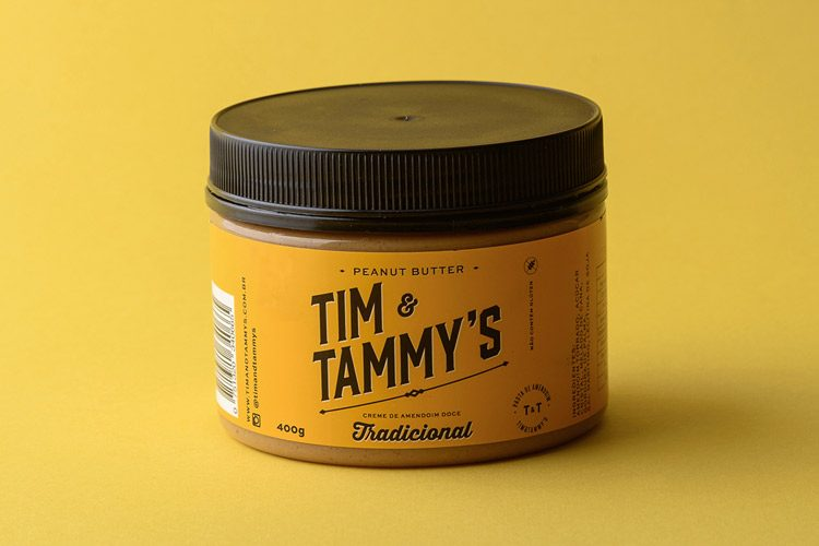 Tim & Tammy's - Brand Packaging by BR/ BAUE