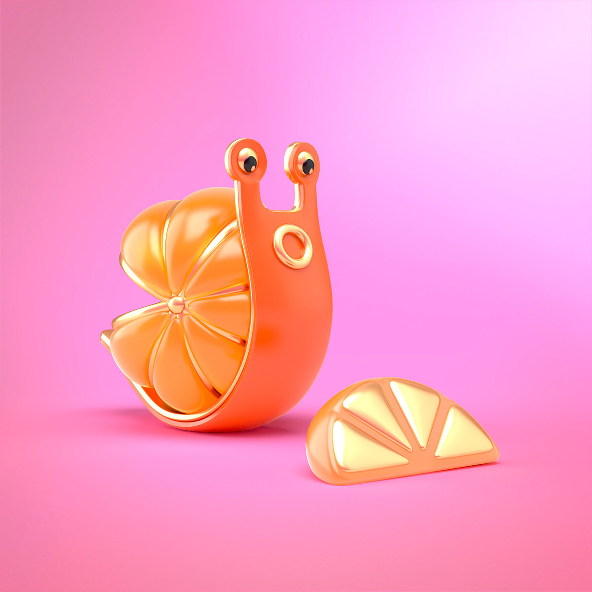 3D & Amazing Character Design Inspiration by Nikopicto
