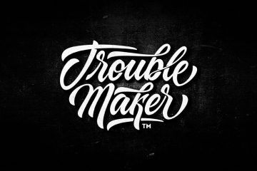 Lettering Inspiration - 18 Awesome Examples