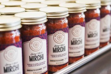 Branding and Packaging Design Inspiration - Spicemode