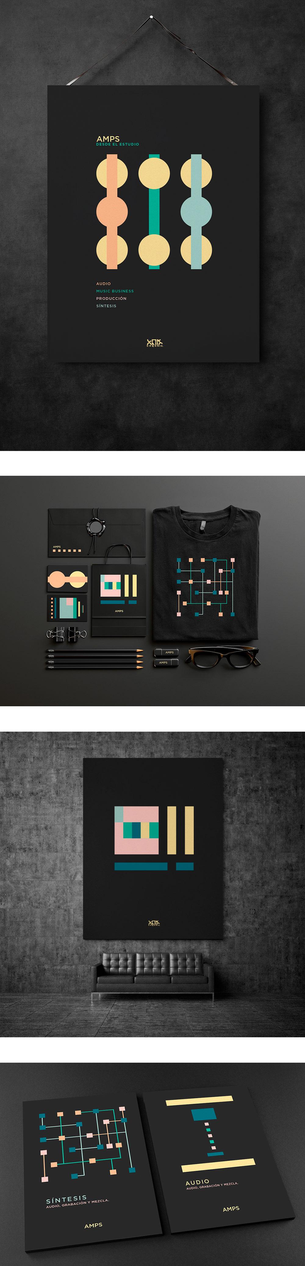 Branding Inspiration - The Fresh, Playful & Unique Work of SMF Studio