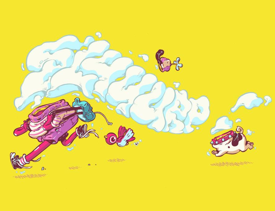 Digital Art & Illustration Inspiration by T Wei