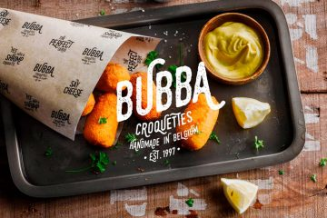 Branding & Cool Graphic Design - Bubba - Handmade Croquettes