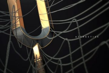 Absolute Wave Project - Motion Graphics with Cinema 4D