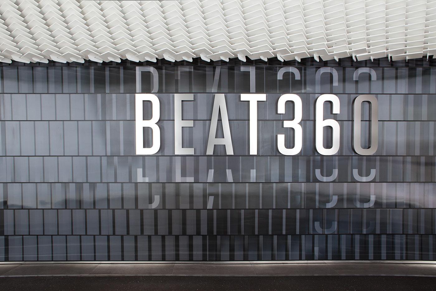 BEAT360 - Branding & Graphic Design Inspiration