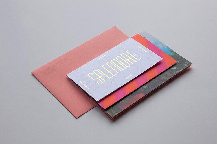 Graphic & Print Design: Invitation to the Museum Ball