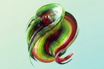 Glasswaves - Digital Art & Animation Inspiration