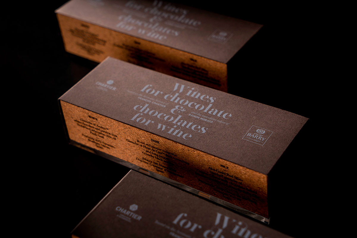 Packaging Collection - Chocolate Academy by Zoo Studio