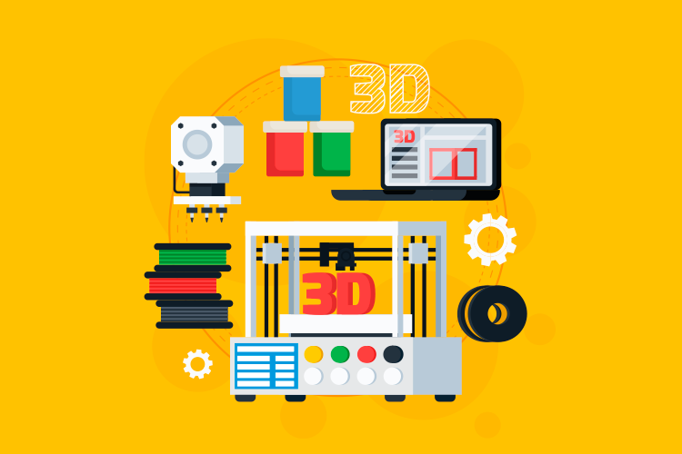 How to Design a Model for 3-D Printing