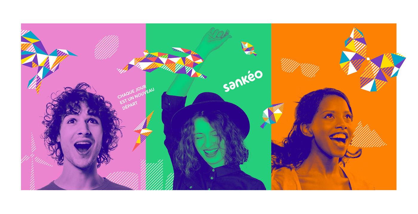 Sankeo - Rebranding of Public Transport Network