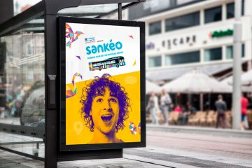 Sankeo - Rebranding of Public Transport Network