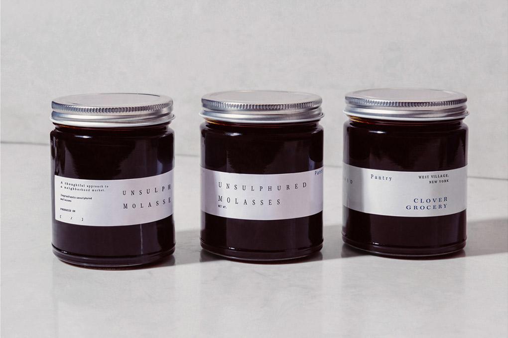 Clover Grocery - Branding Inspiration by Savvy Studio
