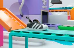 Animation & Digital Art - Adidas Kids 360
