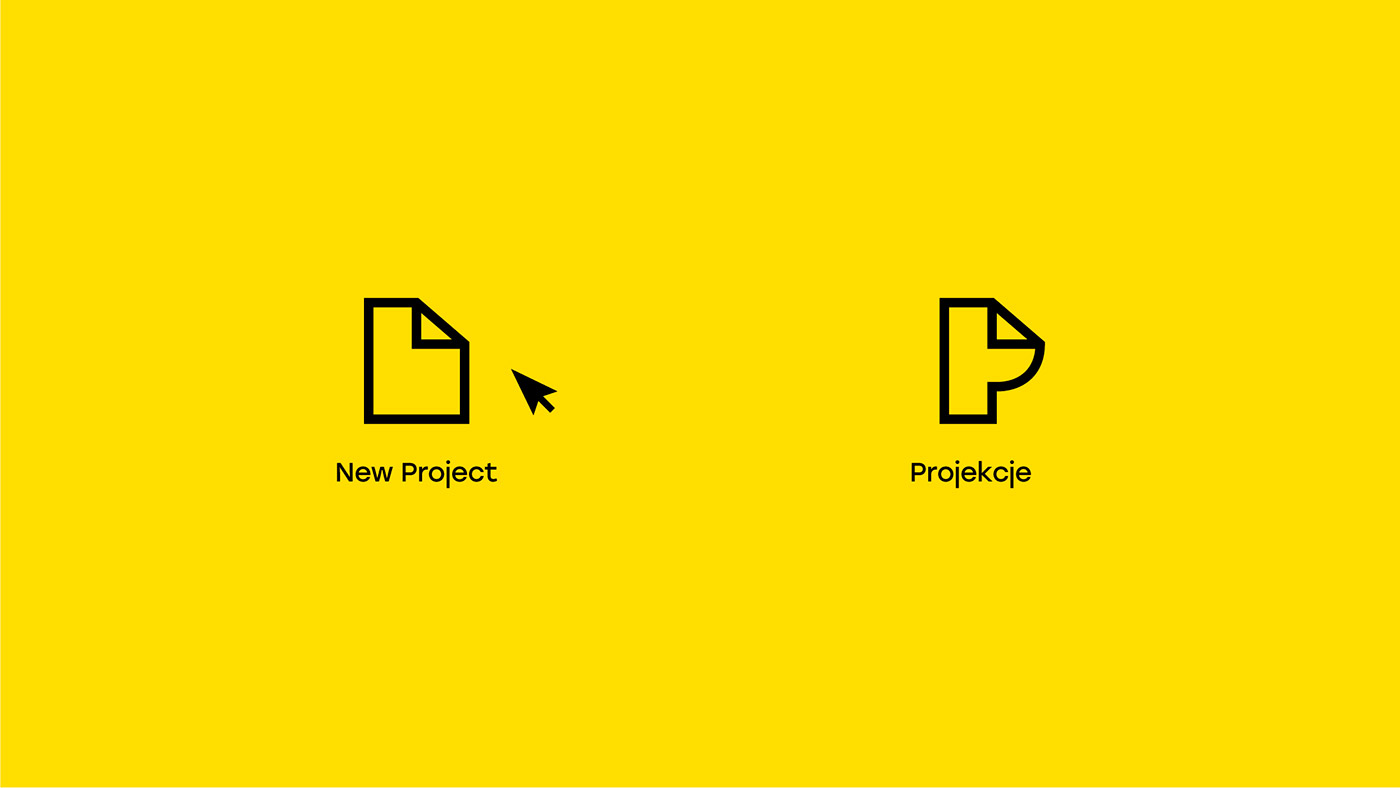 Inspiration for Further Creative Work - Projections Graphic Design Conference