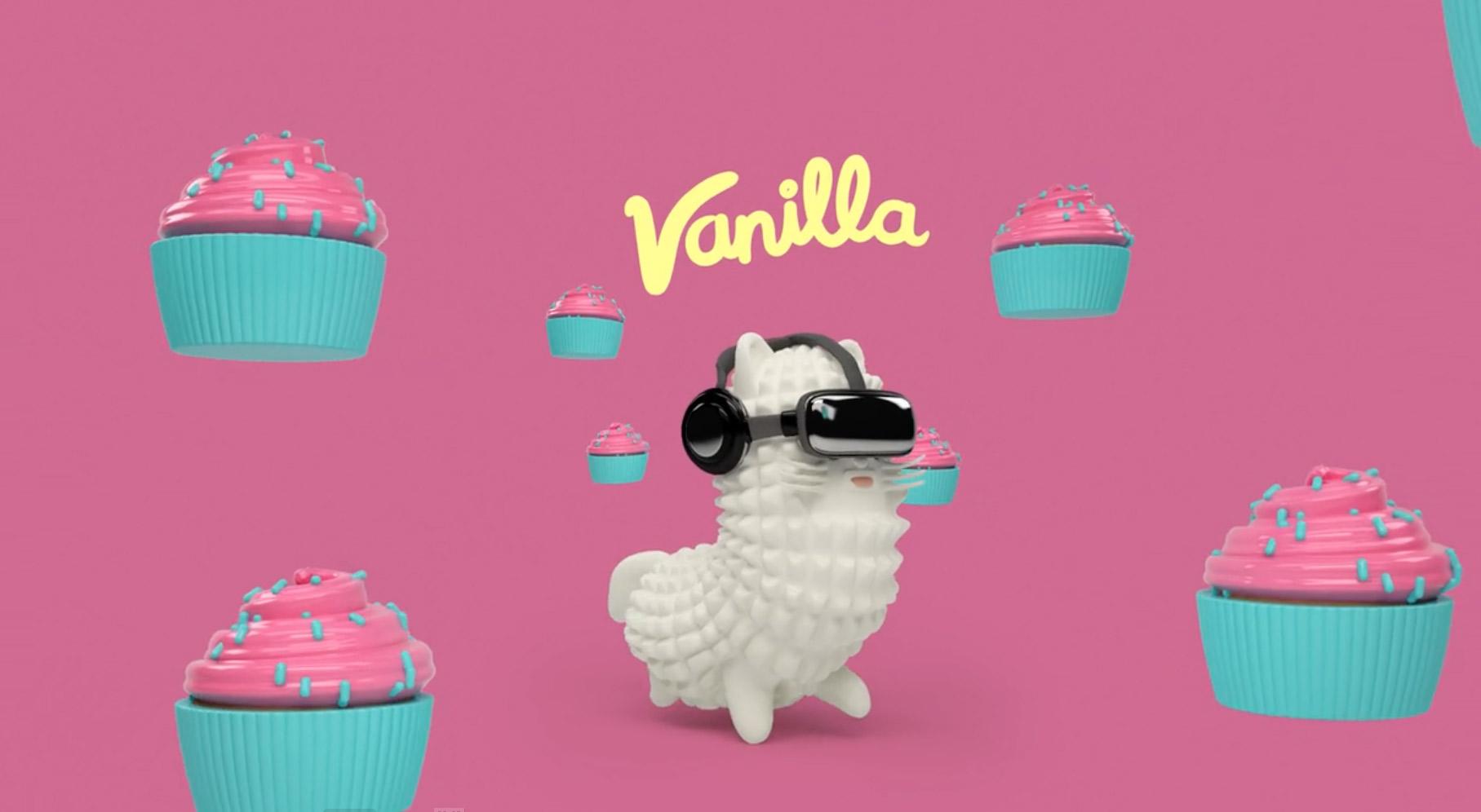 Vanilla's Cupcake Quest Animation & Character Design