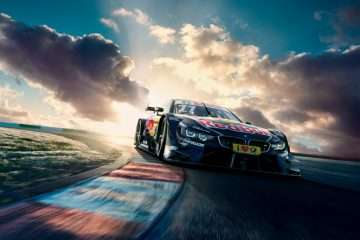 BMW Motorsport Campaign - Digital Art & Photography Inspiration