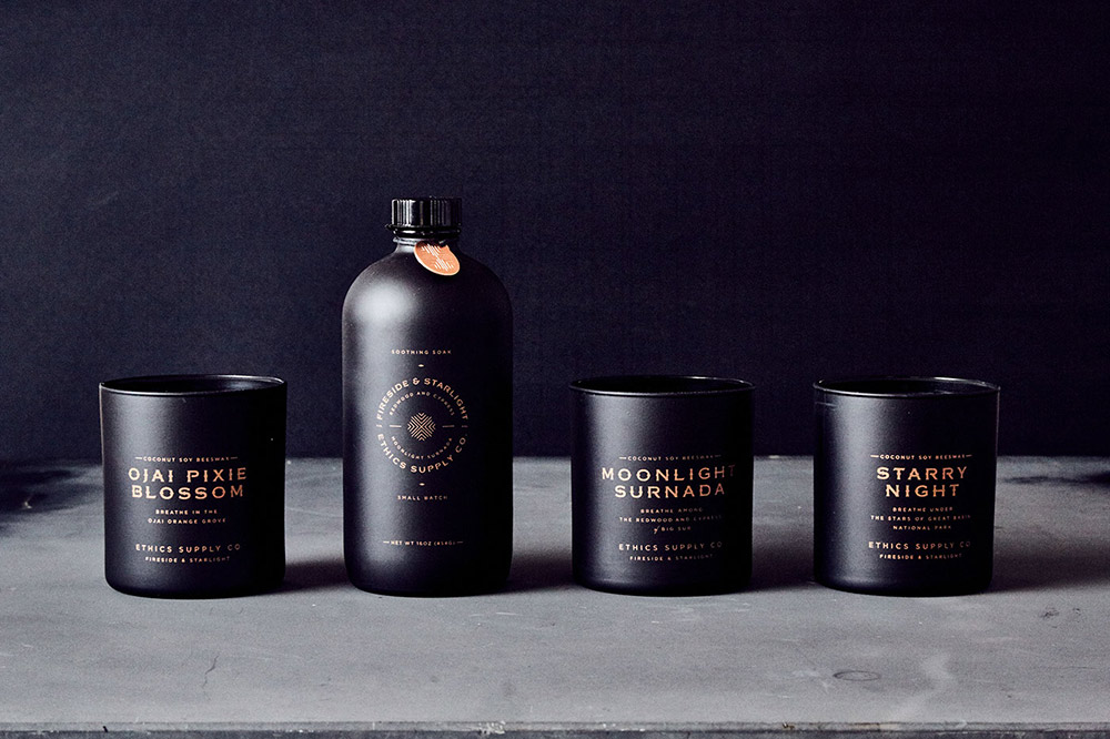 Creative Packaging / Branding by Stitch Design Co