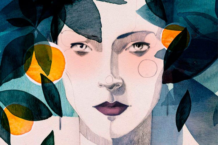 Beautiful Illustrations by Ekaterina Koroleva