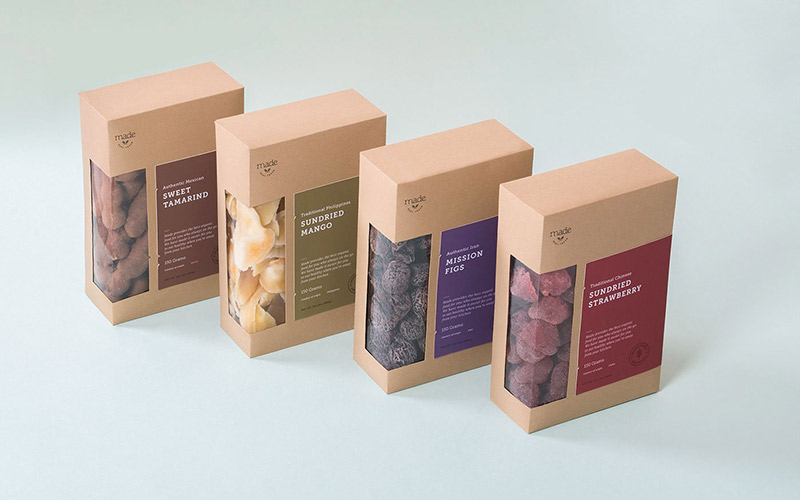 Made Brand - Graphic Design & Packaging
