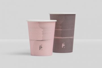 Penta Cafe Branding by Pop & Pac