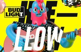 Branding & Character Design for Bud Light Hellow Festival 2017