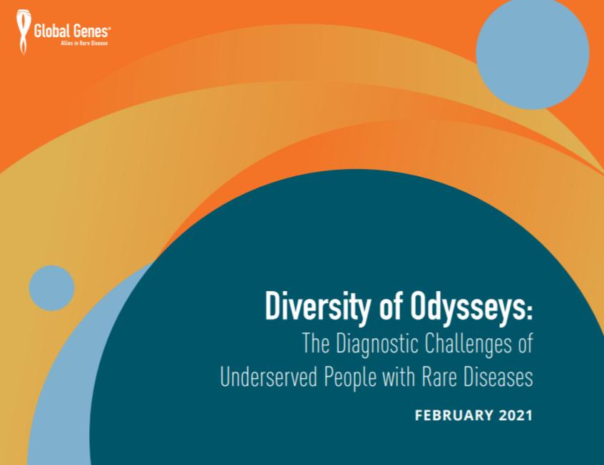 Diversity in Rare Disease