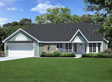 Charming ranch home plan 11373g architectural designs for Charming house plans