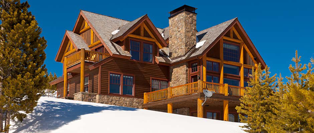 Incredible mountain home plan 11565kn 2nd floor master for Mountain vacation home plans