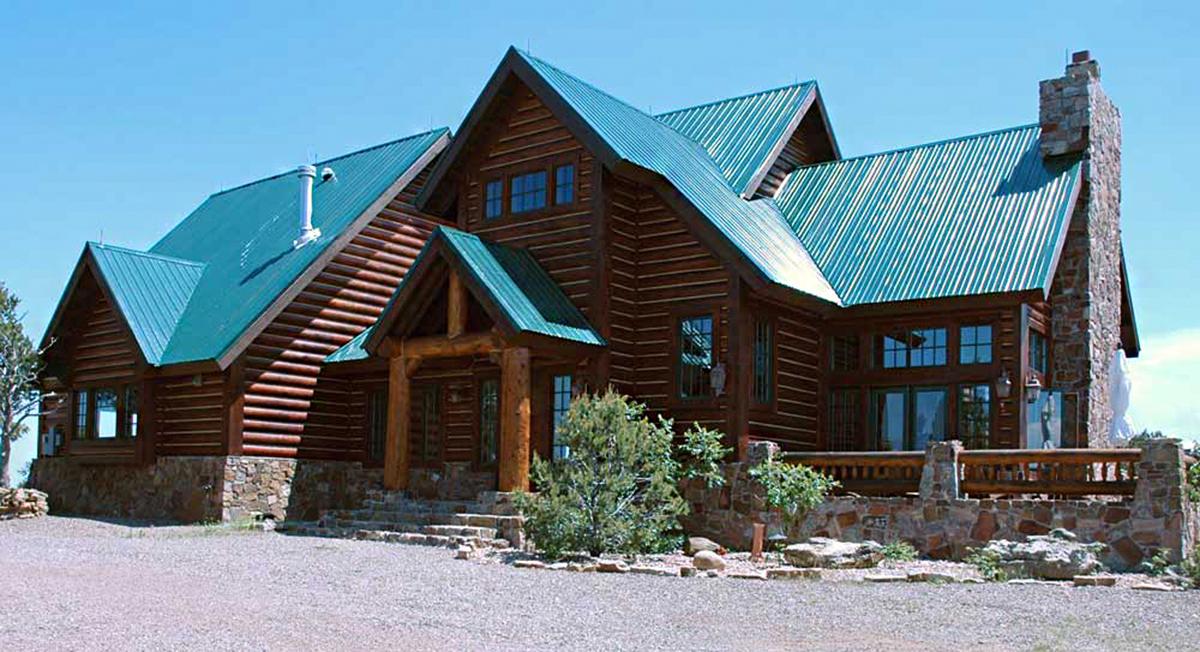 Impressive Mountain House Plan - 11572KN