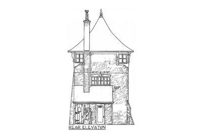 Romantic Carriage House Plan - 11601GC thumb - 04