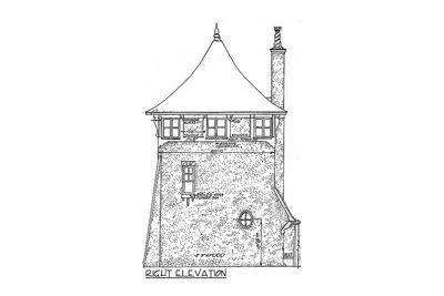 Romantic Carriage House Plan - 11601GC thumb - 05