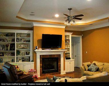 Split Bedroom House Plan - 11710HZ thumb - 02