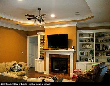 Split Bedroom Home Plan with Options - 11711HZ thumb - 03