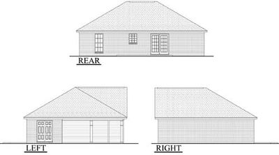 floor plans for compact two bedroom 11723hz architectural designs 11723