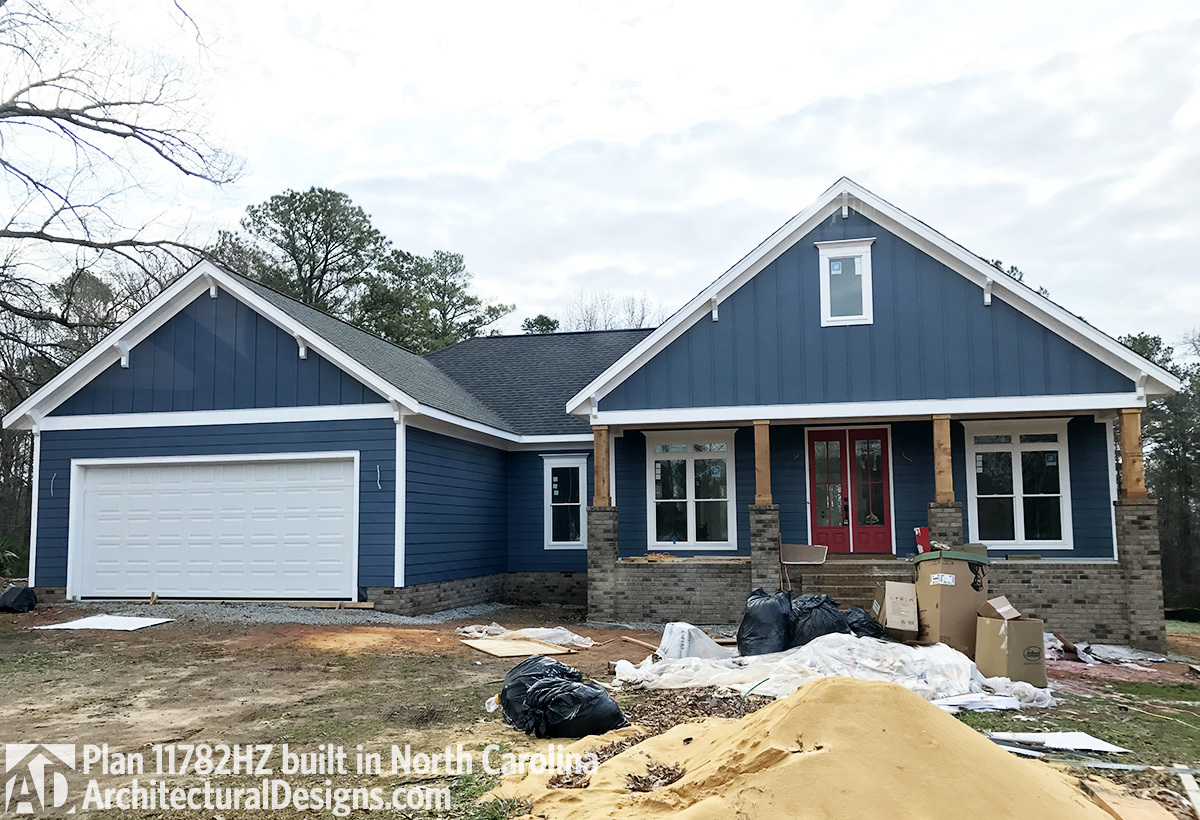 House Plan 11782hz Comes To Life In North Carolina