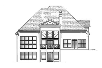 Dramatic Nested Gables - 12004JL thumb - 07