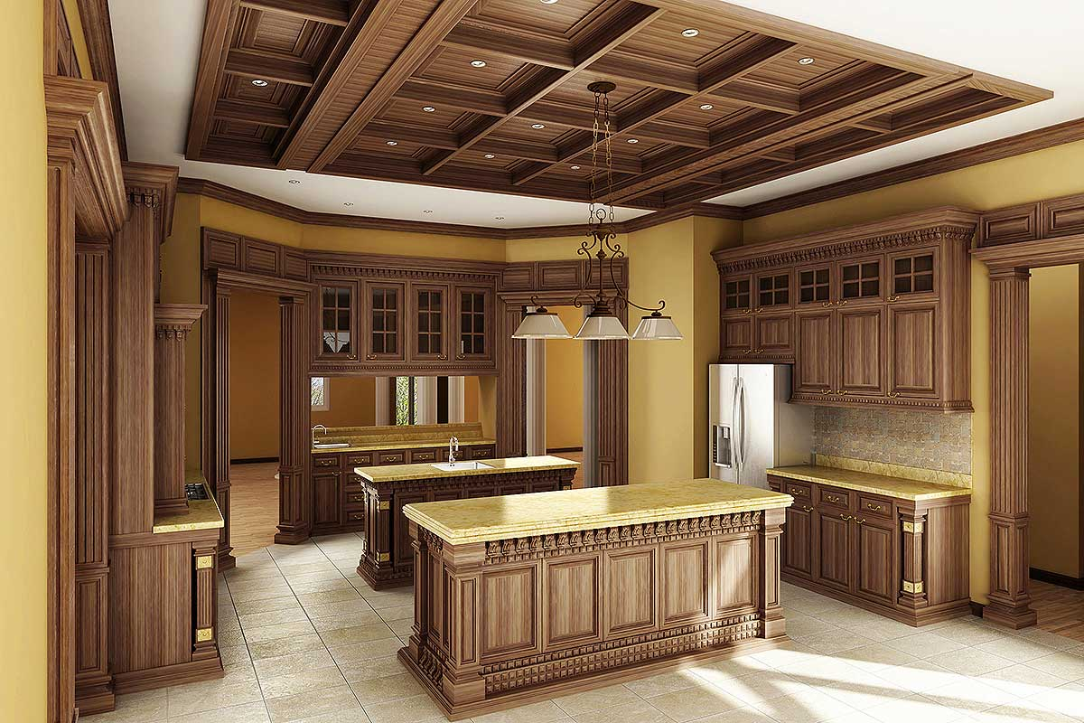 Architectural designs for Chateau novella