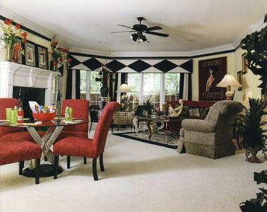 Elegant Interior - 12073JL thumb - 13