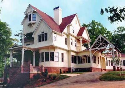 Victorian-Inspired Estate Home Plan - 12222JL thumb - 07