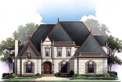 Chateau for Modern Living - 12250JL thumb - 01