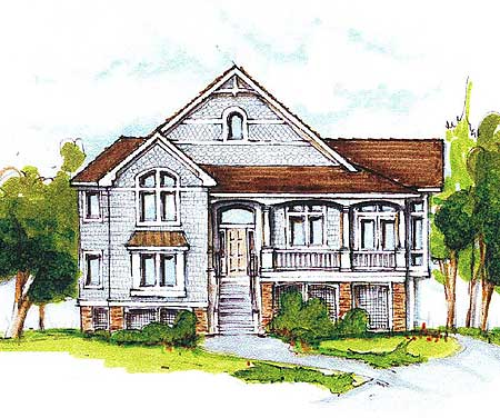 13048fl 1st floor master suite beach cad available for Beach house plans with garage underneath