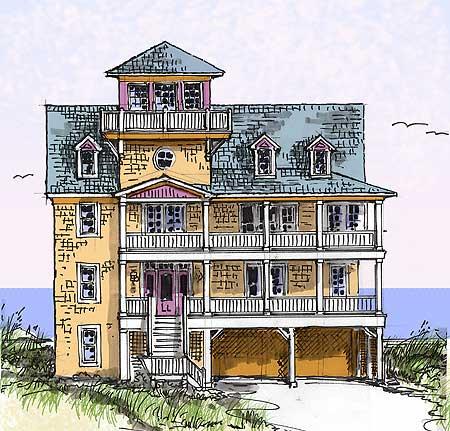 13089fl 1st floor master suite beach cad available for Beach house design pdf