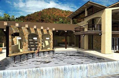 Contemporary Open Living Stunner - 13310WW thumb - 03