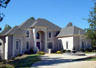 Luxury 5 Bedroom House Plan - 13438BY   Architectural Designs ...