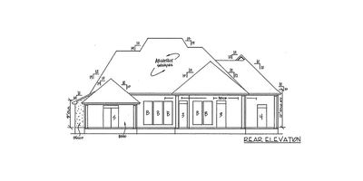 Graceful and Elegant 4 Bed Acadian House Plan - 14127KB thumb - 03
